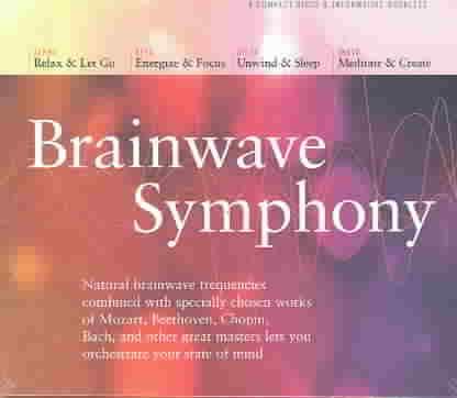 BRAINWAVE SYMPHONY BY THOMPSON,JEFFREY DR (CD)