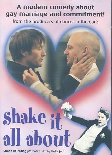 SHAKE IT ALL ABOUT (EN KORT EN LANG) BY JOOF,HELLA (DVD)
