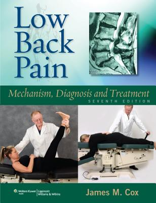 Low Back Pain By Cox, James M